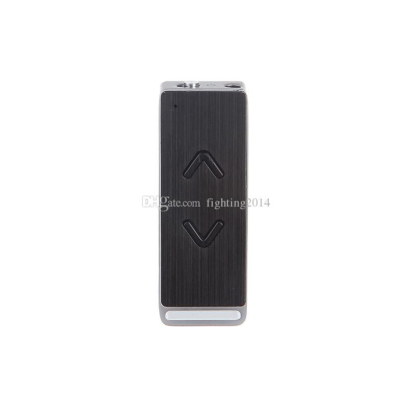 8GB Professional mini Voice Recorder portable Multifunctional Rechargeable Digital Audio Mini Dictaphone with MP3 music Player