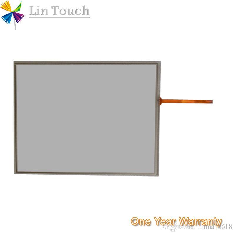 YENI N010-0554-X126 / 01 N010-0554-X12601 HMI PLC dokunmatik ekran paneli membran dokunmatik dokunmatik onarmak için kullanılır