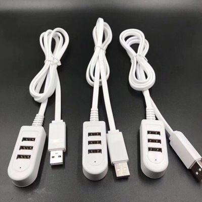 Высокая скорость 3 порта USB 2.0 портативный OTG концентратор USB разветвитель для Macbook Air портативный ПК таблетки 30 см / 120 см