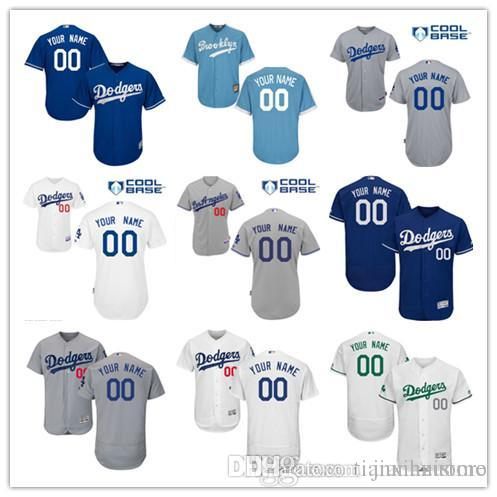 personalized dodger jersey