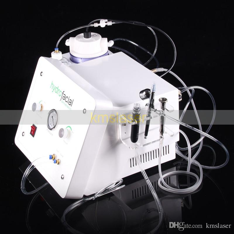 3 in1 Hydra Dermabrasion Water Microdermabrasion Hydrate Facial Clearasi Machine