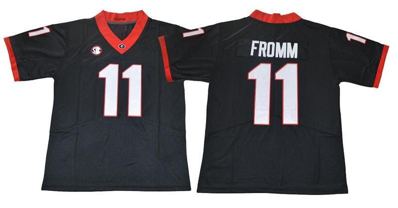 personalized uga jersey