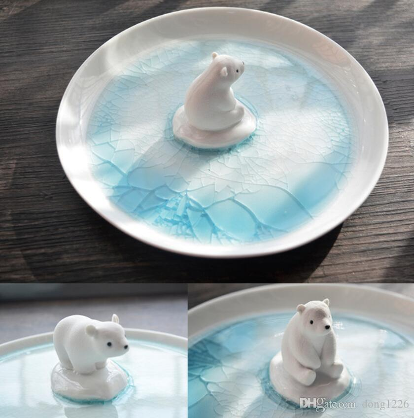 Piatto di frutta creativo in ceramica nordica 3D stereoscopico caramelle Dessert Piatto spuntino decorazioni per la casa decorazione di nozze Regali fatti a mano piatto