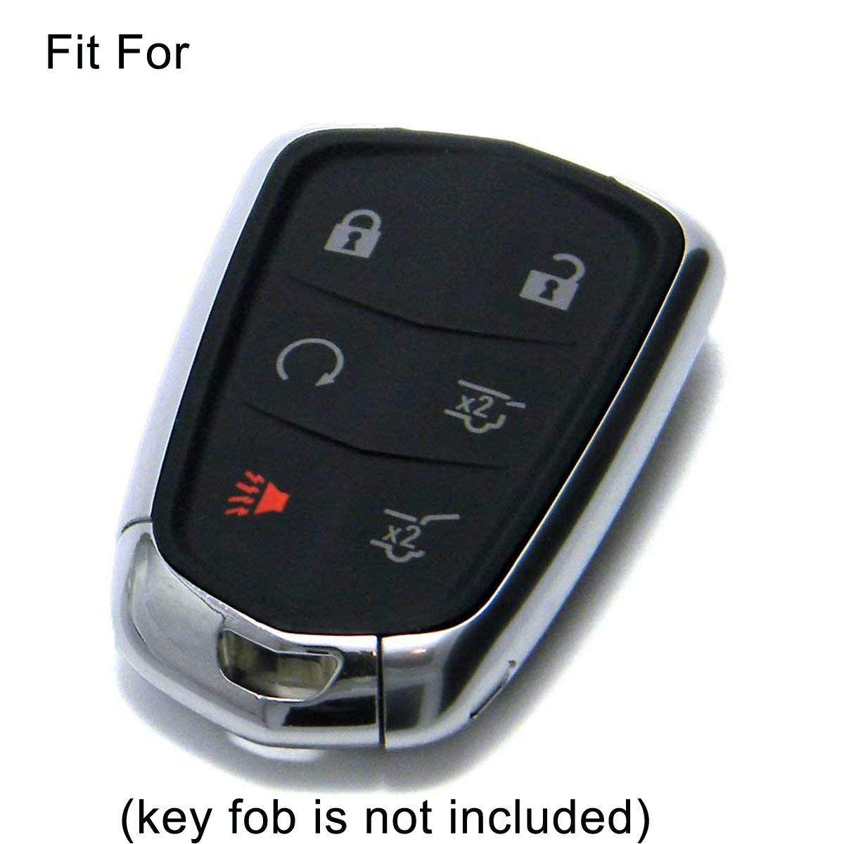 HYQ2AB 2 Smart Key Fobs fits Cadillac Escalade 2015 2016 2017 2018 2019 2020 Keyless Entry Remote