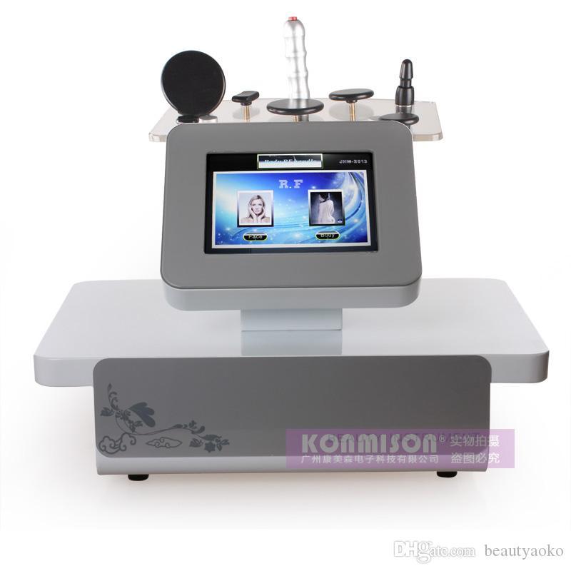 Beauty Salon Professional Use monopolar Equipamento RF para a pele Radio Frequency rejuvenescimento da pele aperto máquina RF