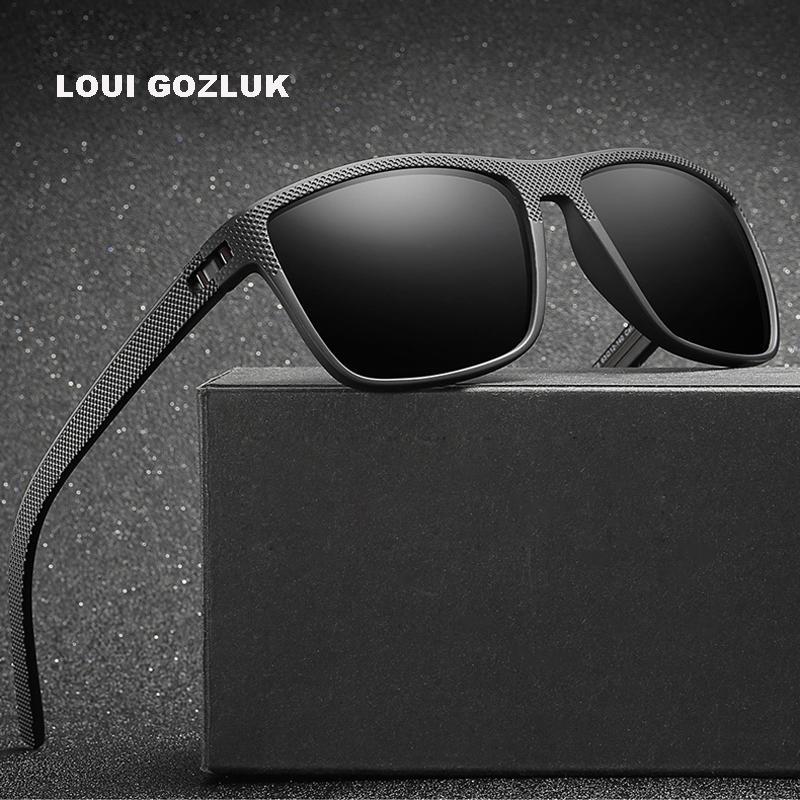 X907 2018 nuovo arrivo occhiali moda retrò occhiali da sole vintage TR90 occhiali da sole donna uomo per vacanza viaggio proteggere gunes gozlugu