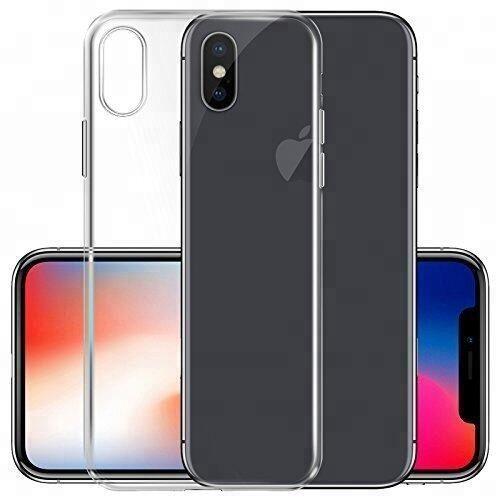 Pour Iphone XS MAX XR Case 0.3MM Crystal Ultra-Mince Transparent Souple TPU Clair Mobile Cas Couverture