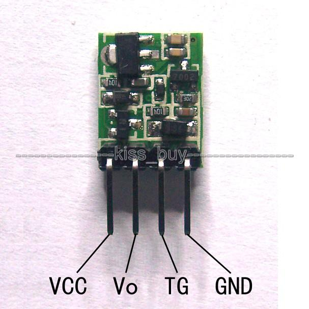 Freeshipping Bistable Flip-Flop Latch Switch Circuit Module Button Trigger Power-off Memory