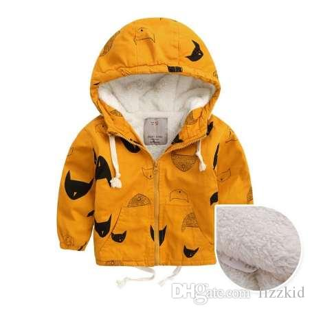 Boys Fleece hooded Jacket,Spring Fall Winter Car Seat Hoodie Outfit 2-10Y
