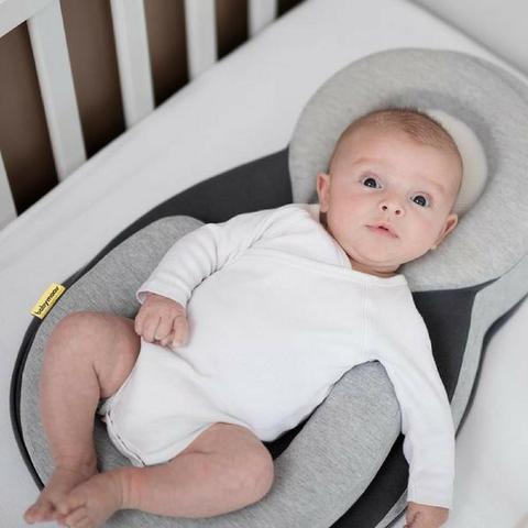 Baby Furniture Baby Cribs Babys Sleep Positioning Pad Sleep Position Soft For Comfortable Breathability Breathable Mattress Breathable Fabric Modern And Elegant In Fashion