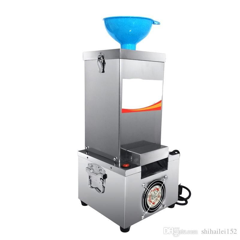2018Comercial Alho Peeling Máquina Alho Descascador Elétrico 220 v Pequeno Tipo Seco Alho Peeling Preço Máquina Restaurante Do Hotel