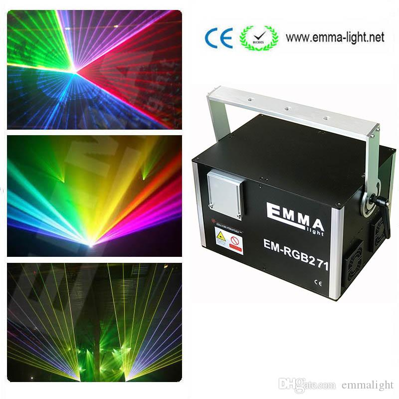 5000mw Green&Red&blue animated 3d rgb Laser black Stage projector DJ Party Stage Disco Dance Floor show Lights