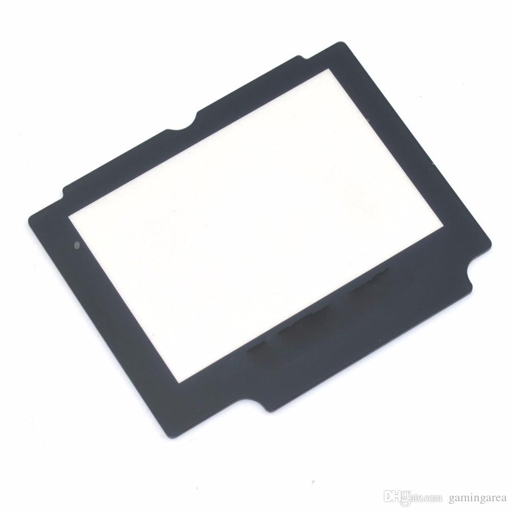 Пластиковые замена экрана дисплея объектива защитная панель крышка ремонт часть для GBA SP протектор объектива высокое качество быстрый корабль