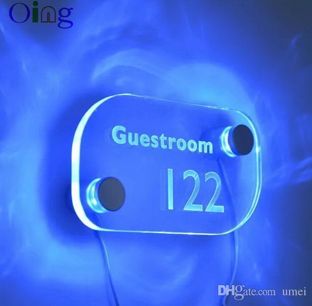 2PCS / SET 알루미늄 Standoff 다채로운 LED 빛 신호 사이드 클램프 홀더 홀더 아크릴 플레이트 디스플레이 LED 간판 홀더