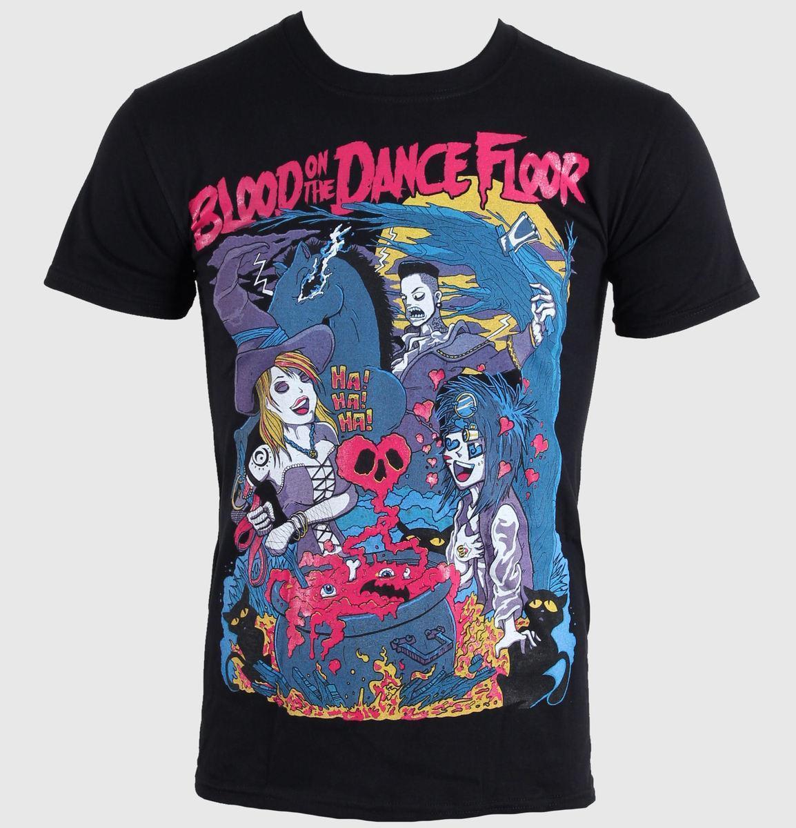 Herren T Shirt Blood On The Dance Floor Magic Live Nation Grosse Xxl Coolest T Shirt Shirts With Designs From Linnan04 14 67 Dhgate Com