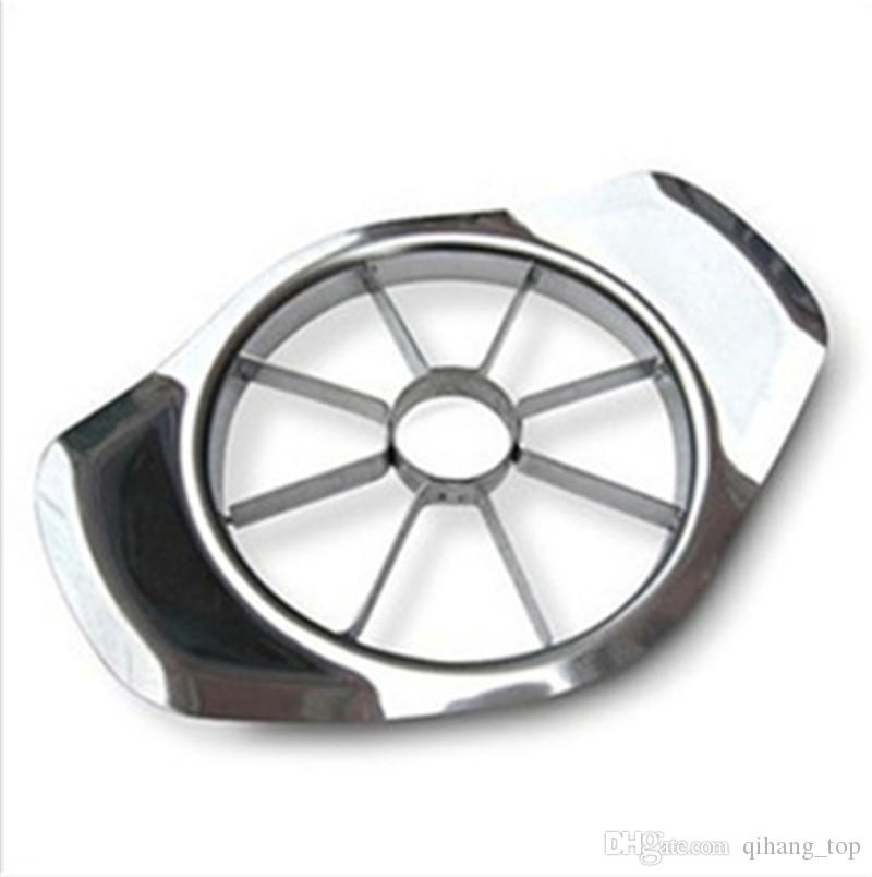 Qihang_top Stainless steel Small apple slicer Cutter Home Commercial Mini Vegetable Fruit Apple Cutting Slicing Price