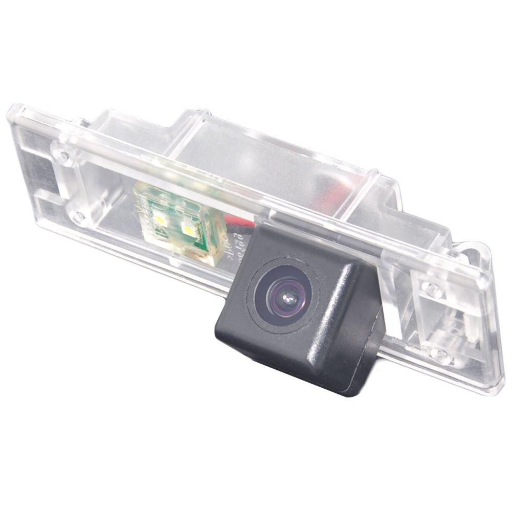 Para BMW 120i E81 E87 F20 Car Back Up Vista trasera inversa Parking Cam Camera HD Kit de sistema a prueba de agua para navegación GPS