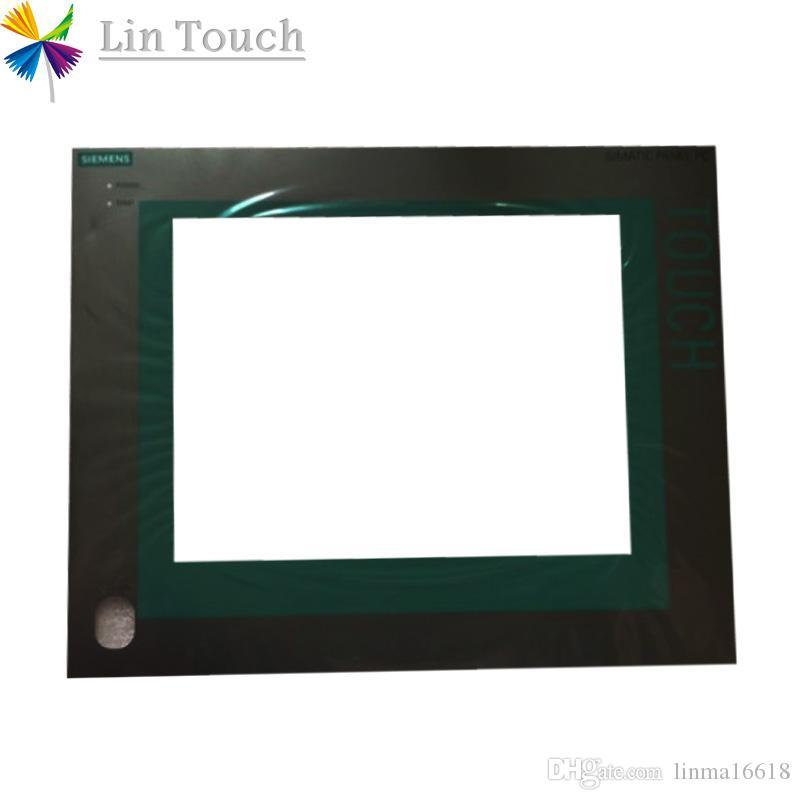 """NOVITÀ Pannello 12 """"Touch 677/877 A5E00325419 Decorazione / film per proiettore frontale HMI PLC"""
