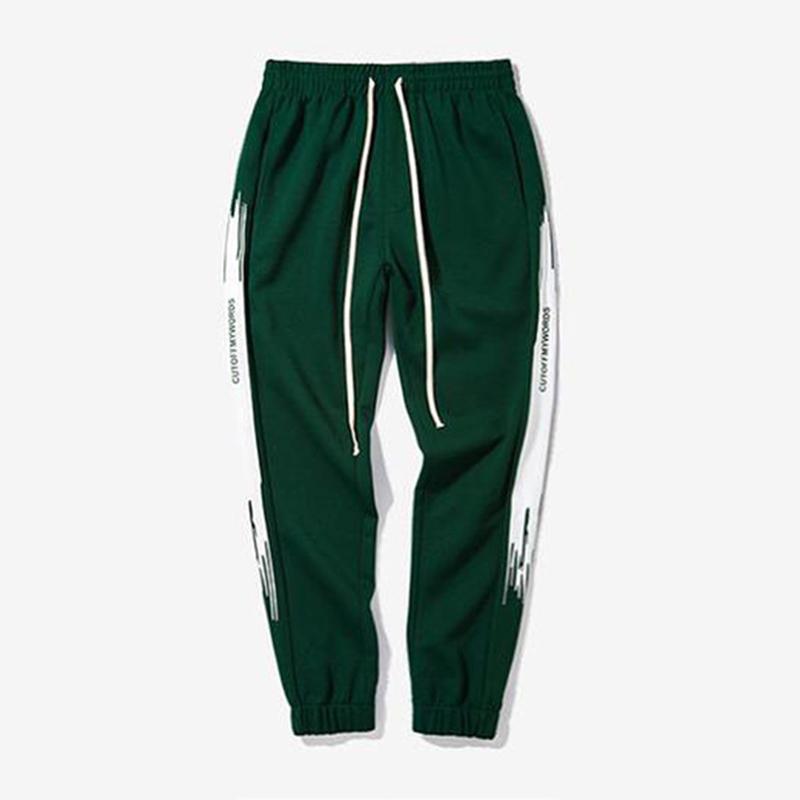 Sweatpants Men Fitness Joggers Pants (6)