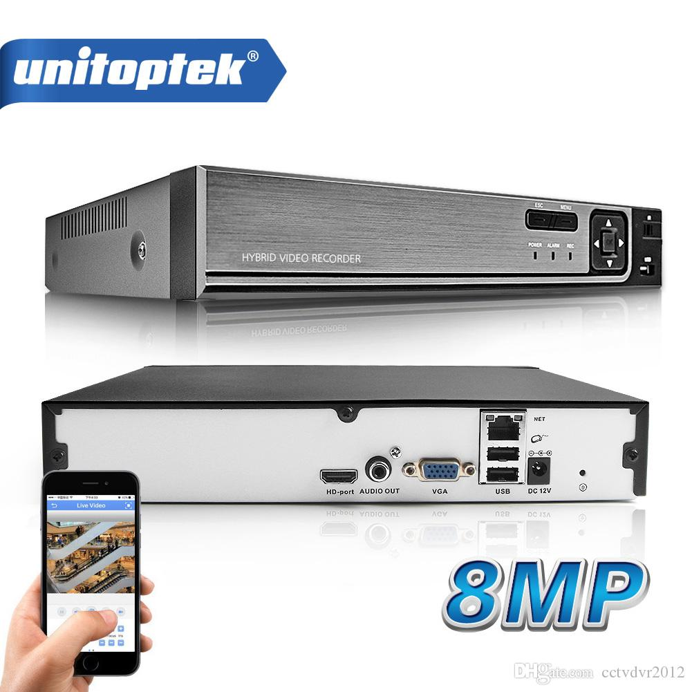 32CH 1080P 25CH 5M 8MP 4K CCTV NVR H.265 Motion Detect CCTV Network Video Recorder ONVIF For IP Camera Security System