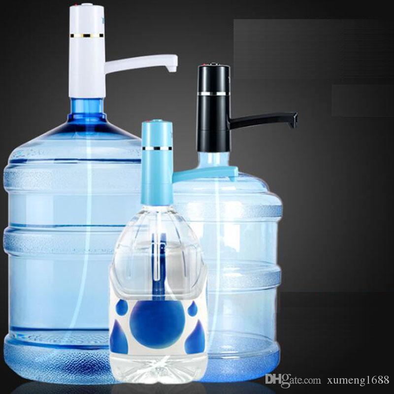Диспенсер для воды Электрический Насос Диспенсер Питьевые Бутылки Всасывания Емкость Для Воды Кухонный Кран Инструменты Бесплатная Доставка
