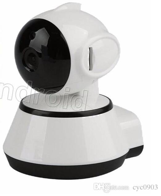 V380 720P IP Camera Wi-Fi Wireless Surveillance Camera P2P CCTV Wifi Camera IR Cut Night Vision Free APP Home Security Cam Baby Monitor Q6