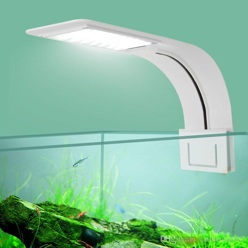Aquarium Led Beleuchtung  Wasserdichte Clip-On Lampe 15 Watt Led  Licht Pflanzen
