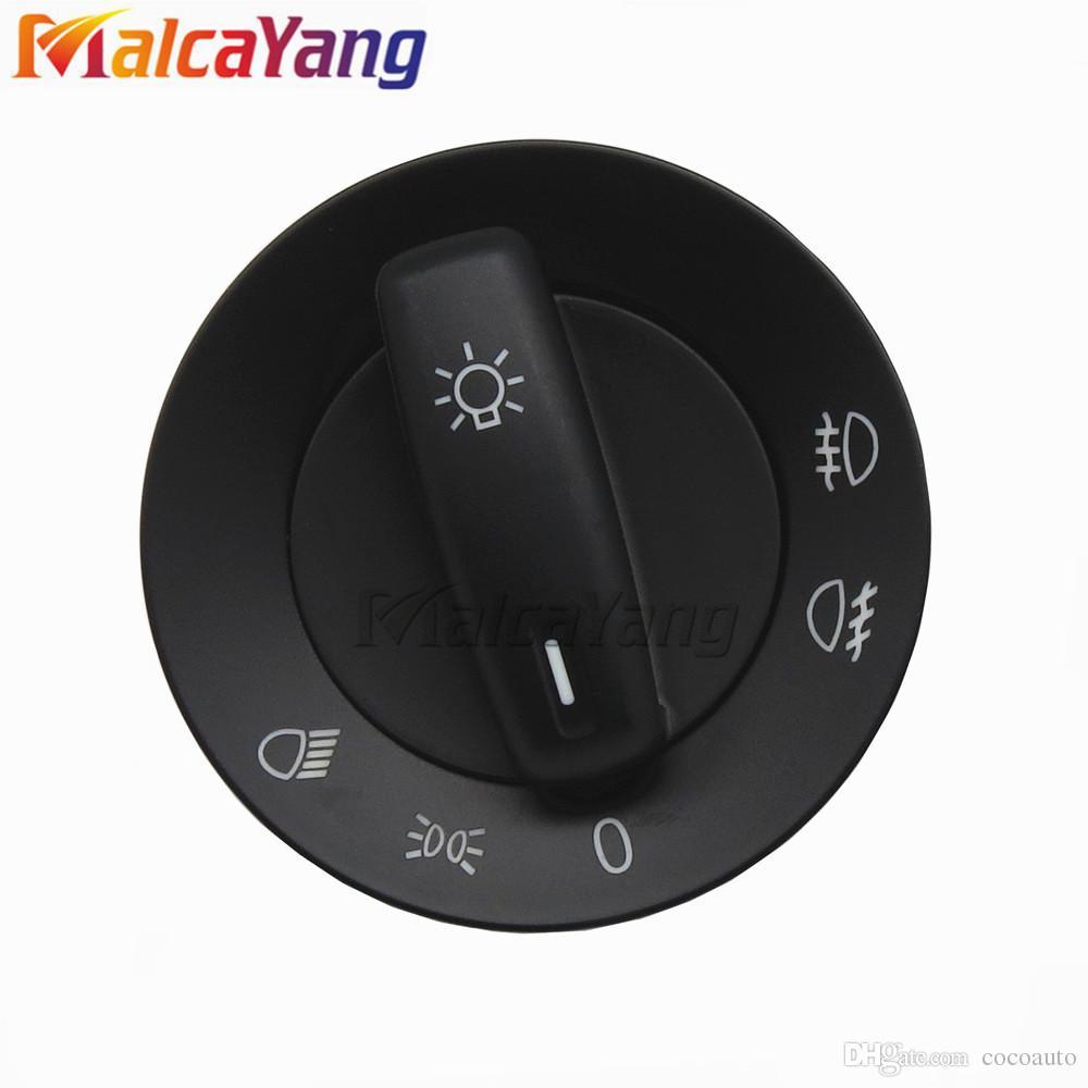 Başlık Sis Lambası Anahtarı OEM 1K0 941 431Q, VW Volkswagen Golf MK5 Için 1K0941431Q 6 Caddy EOS JETTA TOURAN Tiguan Passat B6 B7