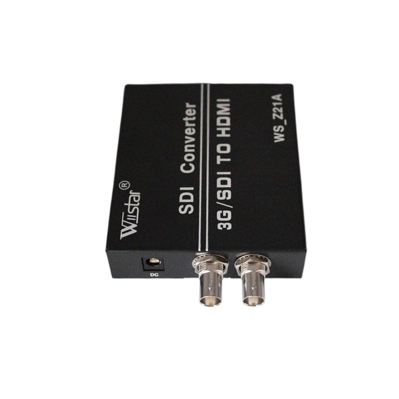 Freeshipping new style 3G SDI to HDMI&sdi Converter Box 1080p for HDTV Monitor HD-SDI to HDMI Converter Free shipping