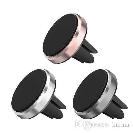 Redtree Universal Magnetic Autotelefonhalter Lüftungsschacht Mount Magnet Handy Ständer Für iPhone 6 Für Samsung GPS Car Kit