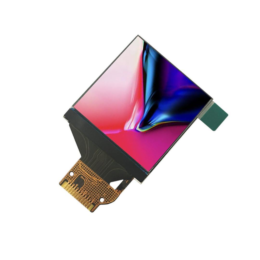 محفظة 5pcs جديد IPS 1.3 بوصة 3.3V 12PIN SPI HD كامل لون TFT شاشة عرض ST7789 محرك IC 240 * 240