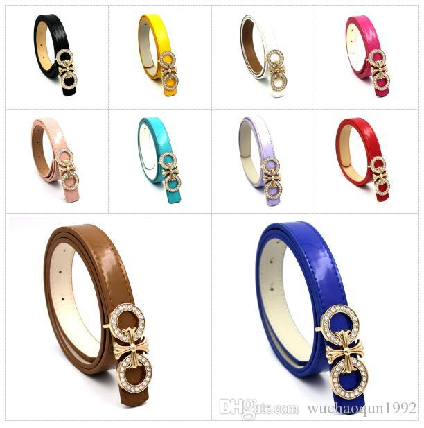 2018 hot selling New Arrival Korea Style High Quality Hot Sell Fashion Designer Brand Imitation Leather Belt for Male Female free shipping