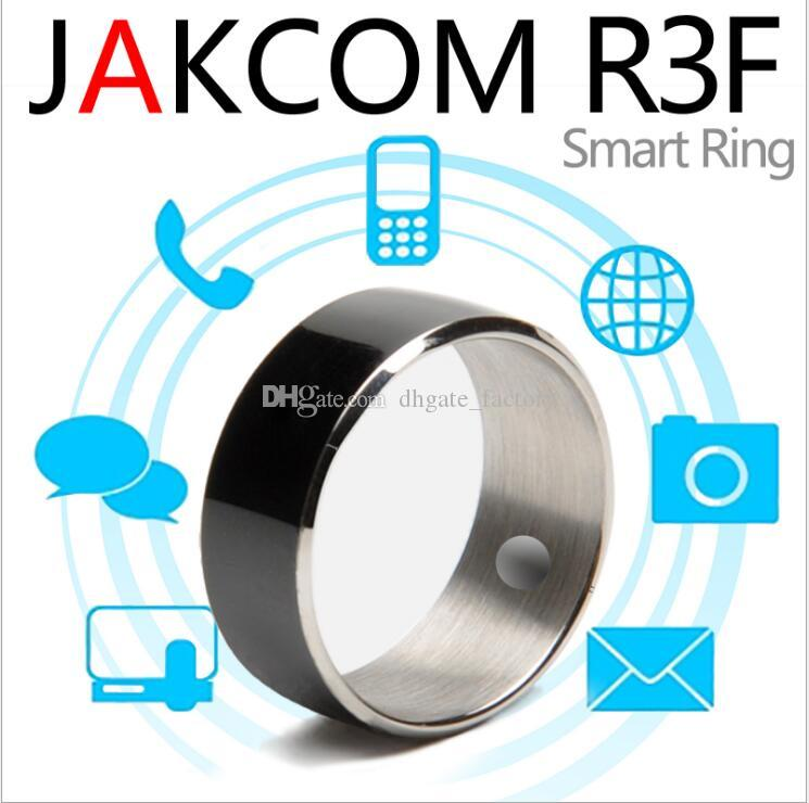 Nuovi Jakcom R3 R3F Smart Ring Timepieces Jewelry Eyewear Rings Accessori Fashion Smart Devices Accessori per gioielli Anello in tungsteno