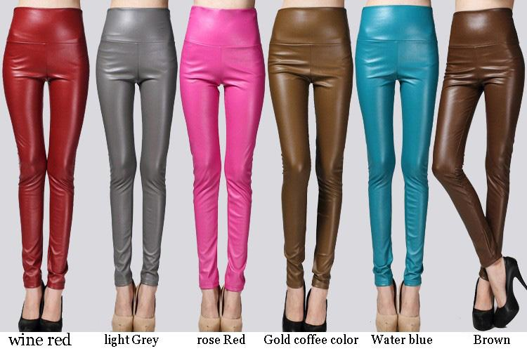 Leather pants (2)