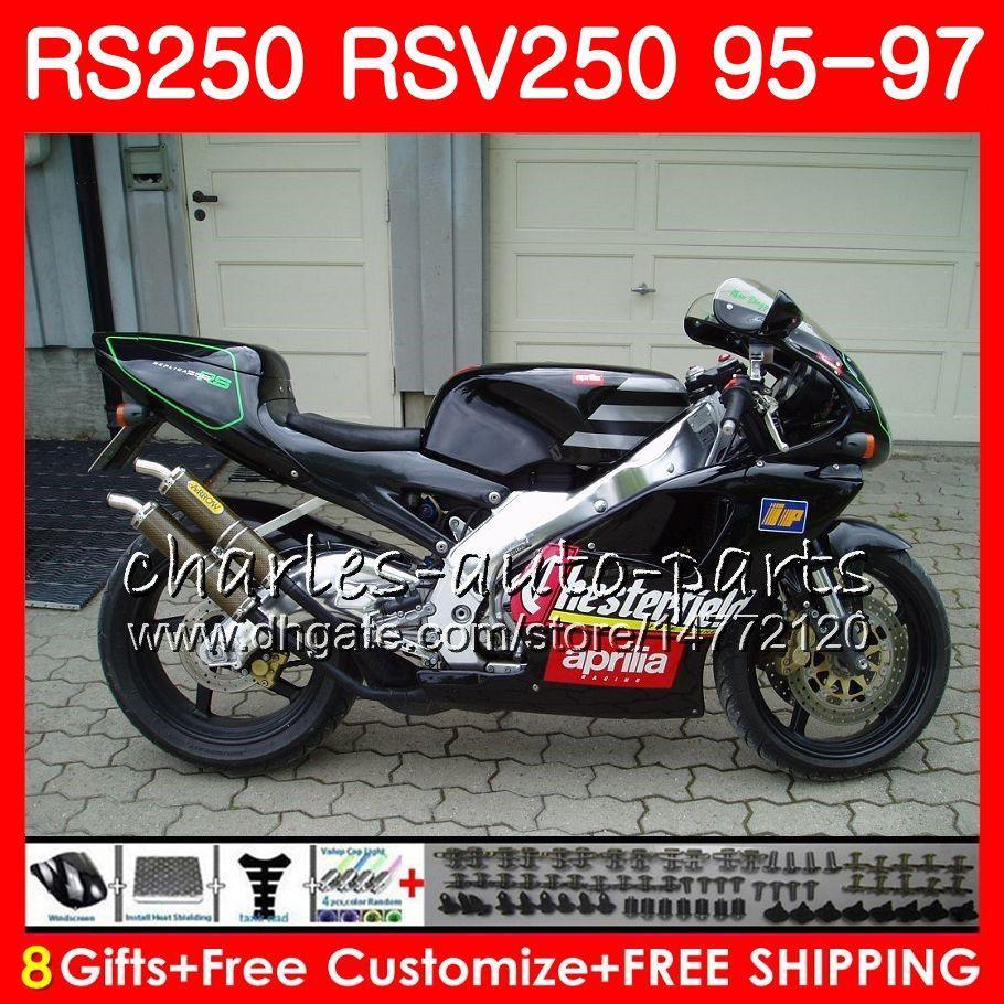 Nadwozie do Kilia Black Black RS-250 RSV250 RS250 95 96 97 Ciało 101HM16 RSV250RR RS250R 95 97 RSV 250 RR RR 250 1995 1996 1997 Owalnia