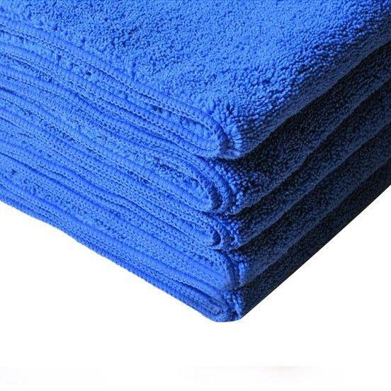 Toalhas de Microfibra de carro Toalha Limpa Atacado Plush Macio 30 * 30 cm Pano Polonês para Carro Limpeza Do Escritório Em Casa