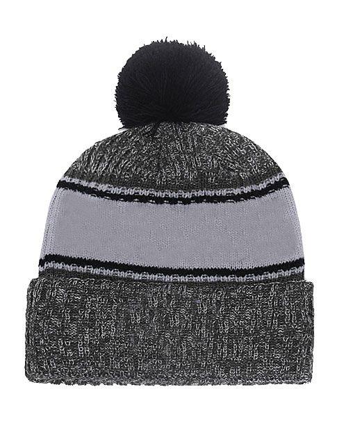 Spedizione gratuita-2018 New Oakland Football Beanie Winter Wool Hat
