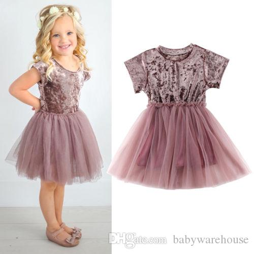 Newborn Baby Girls Christening//Birthday//Prom Tutu Purple Party Princess Dress D1