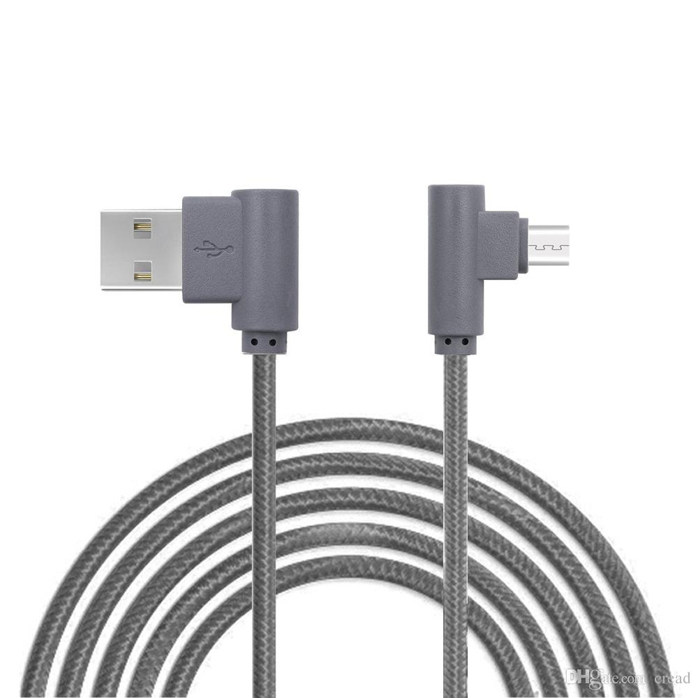 super popular eba7d ef973 90 Degree USB Cable Lighting 8 Pin Fast Charging L Type Cord Data Charger  For Iphone 8 7 Plus 6s 6 S 5 5s Se X Ipad Cables Phone Extension Cables  Cell ...