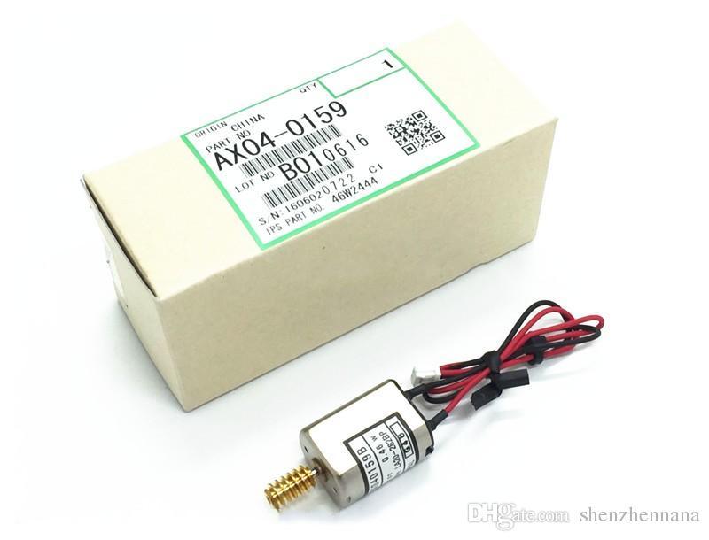 Оригинальный AX04-0159 (AX04-0136) Термоблок очистки Веб для Ricoh 1060 1075 2060 2075 мотор копировальной MP7500 MP8001 MP9001, AX040159