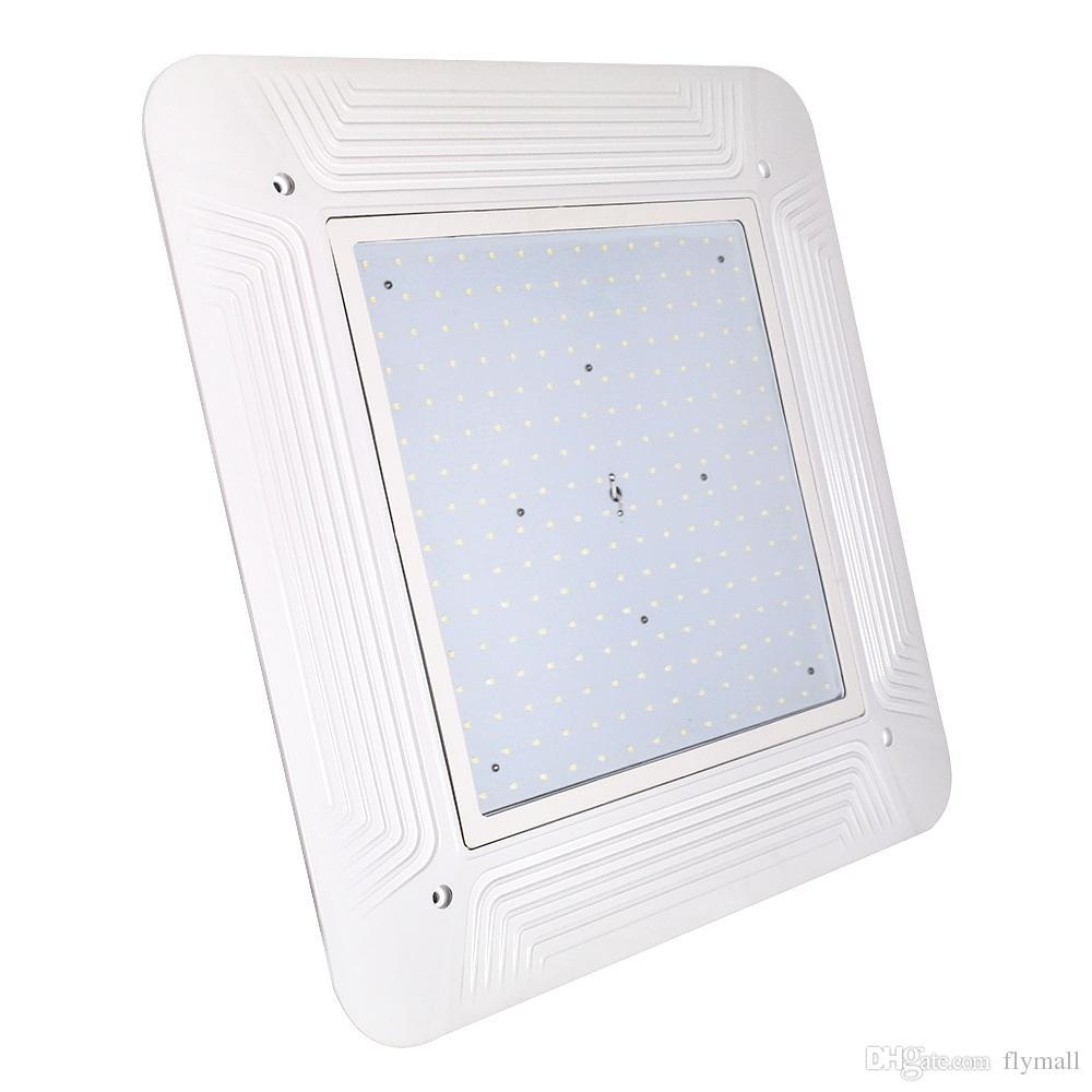 160 Вт 200 Вт бензоколонка лампа светодиодные фонари навес водонепроницаемый открытый безопасности светодиодный прожектор склад High Bay Light ETL DLC перечисленных