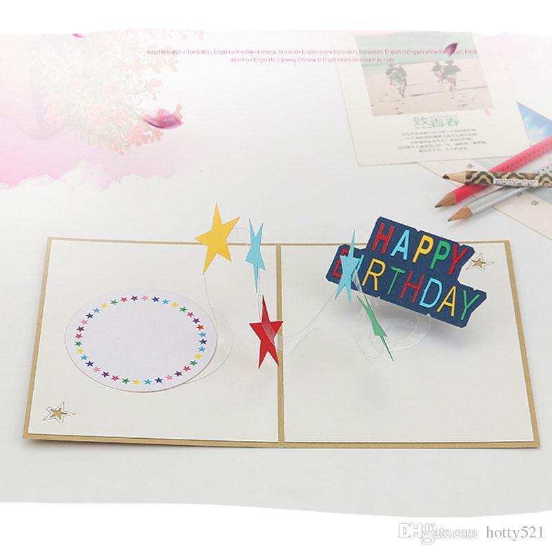 Star Pop Up Card. | Diy pop up cards, Pop up cards, Cards handmade | 800x800