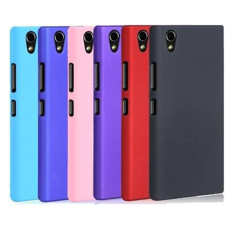 جديد متعدد الألوان الفاخرة بالمطاط ماتي البلاستيك الصلب حالة الغطاء لينوفو الهاتف الخليوي P70T P70T
