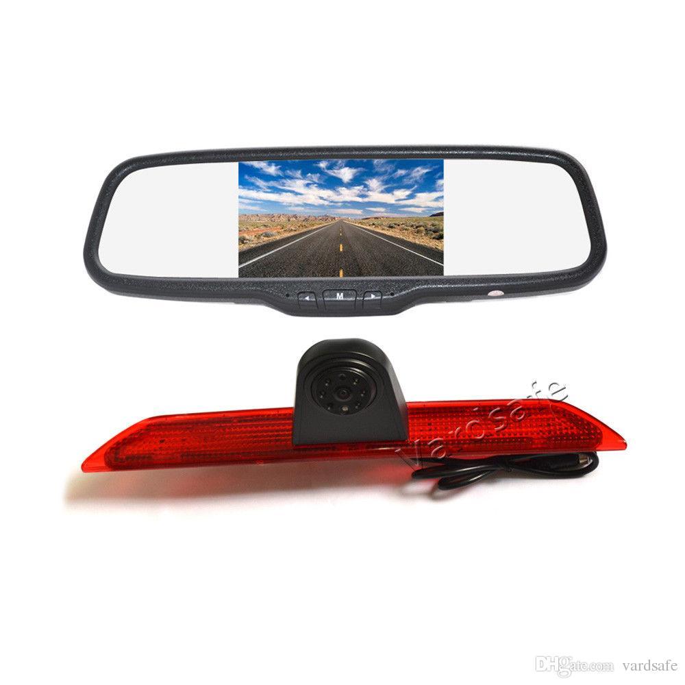 Ford Transit Van Cámara Reversa CCD cámara de marcha atrás Ford Connect de visión trasera