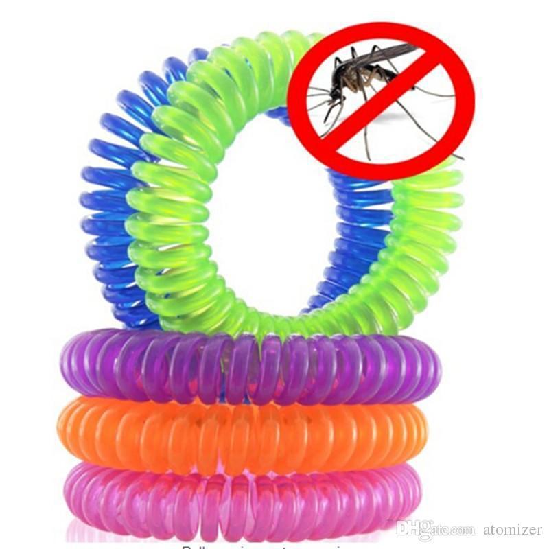 Anti-Sivrisinek Kovucu Bilezik Anti Sivrisinek Bug Haşere Kovmak Bilek Bandı Bilezik Böcek Kovucu Mozzie Uzak Tutmak Böcek Uzak Renk3002006