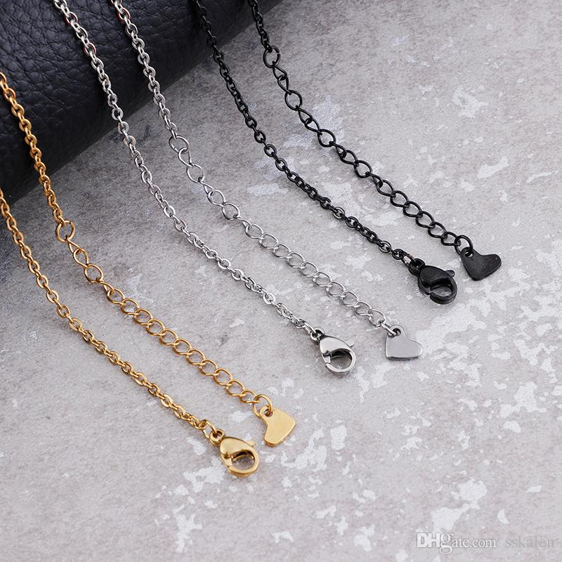 Stainless Steel 2mm Singapore Chain 18