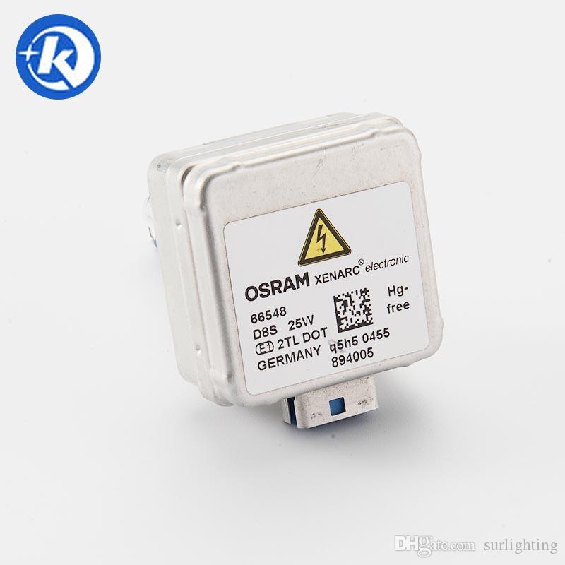 Genuine OSRM D8S 25W HID XENON BULB for headlamp headlighting
