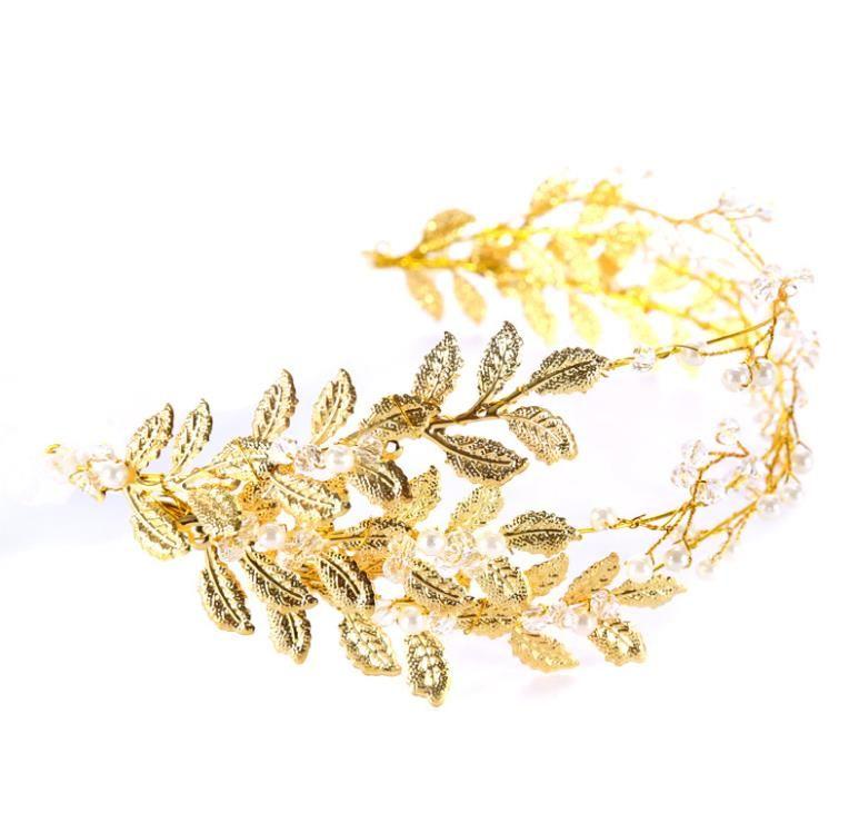 Bridal headwear, pearl crystal hair, lace butterfly, wedding head, bridesmaid hair accessories