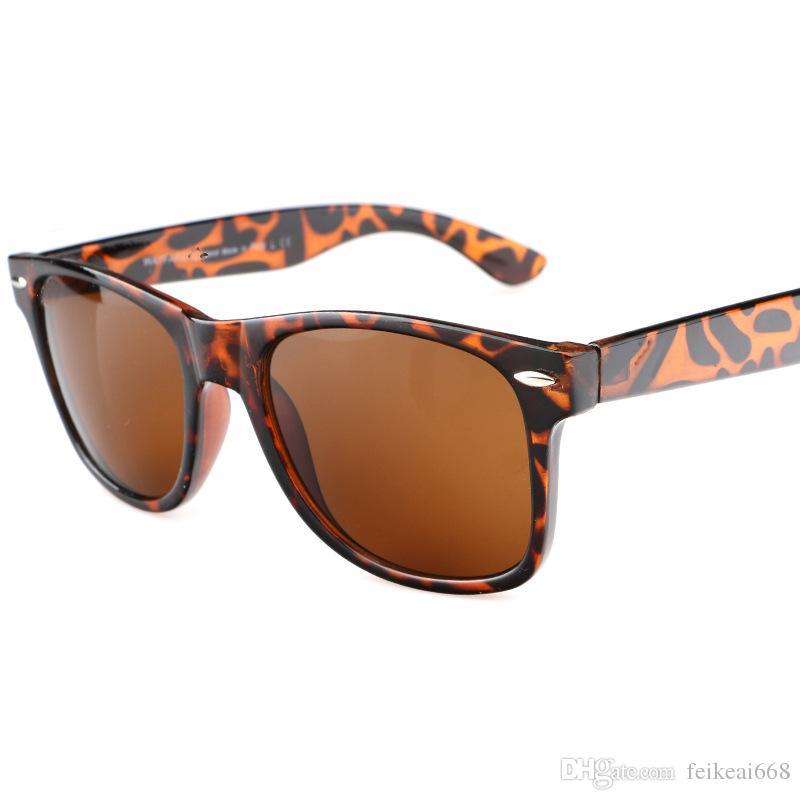 Yüksek Kaliteli Güneş Gözlüğü Erkek Kadın Güneş Gözlükleri Tasarımcı Justin Ayna Gafas de sol Markalı Tasarımcı Erkek GözlükFabrika doğrudan satış