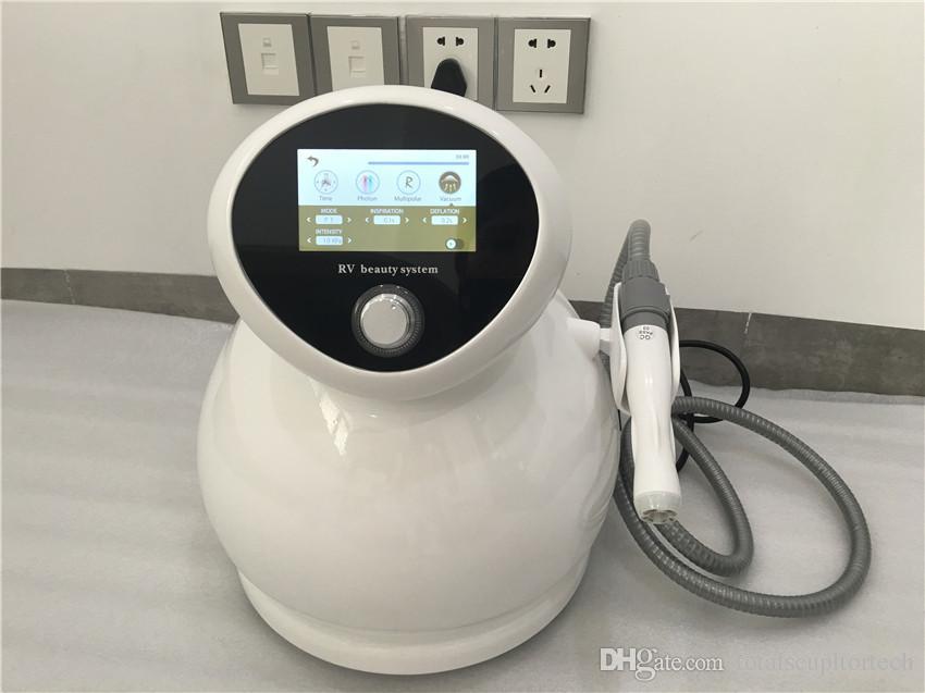 Hot vente 3 IN 1 sous vide photon soins du visage anti vieillissement machine à radiofréquence pour la perte de poids